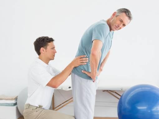 ból pleców na dole