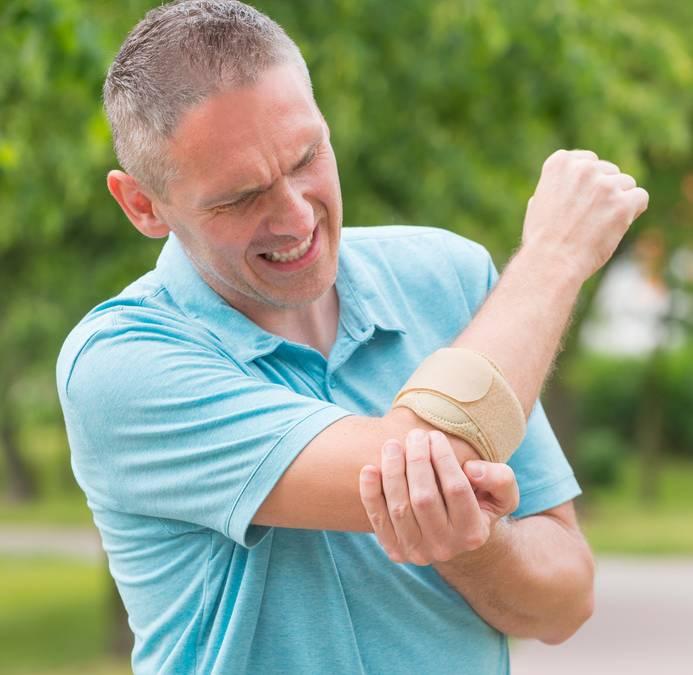Łokieć golfisty leczenie