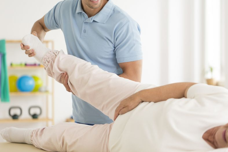 Rehabilitacja biodra