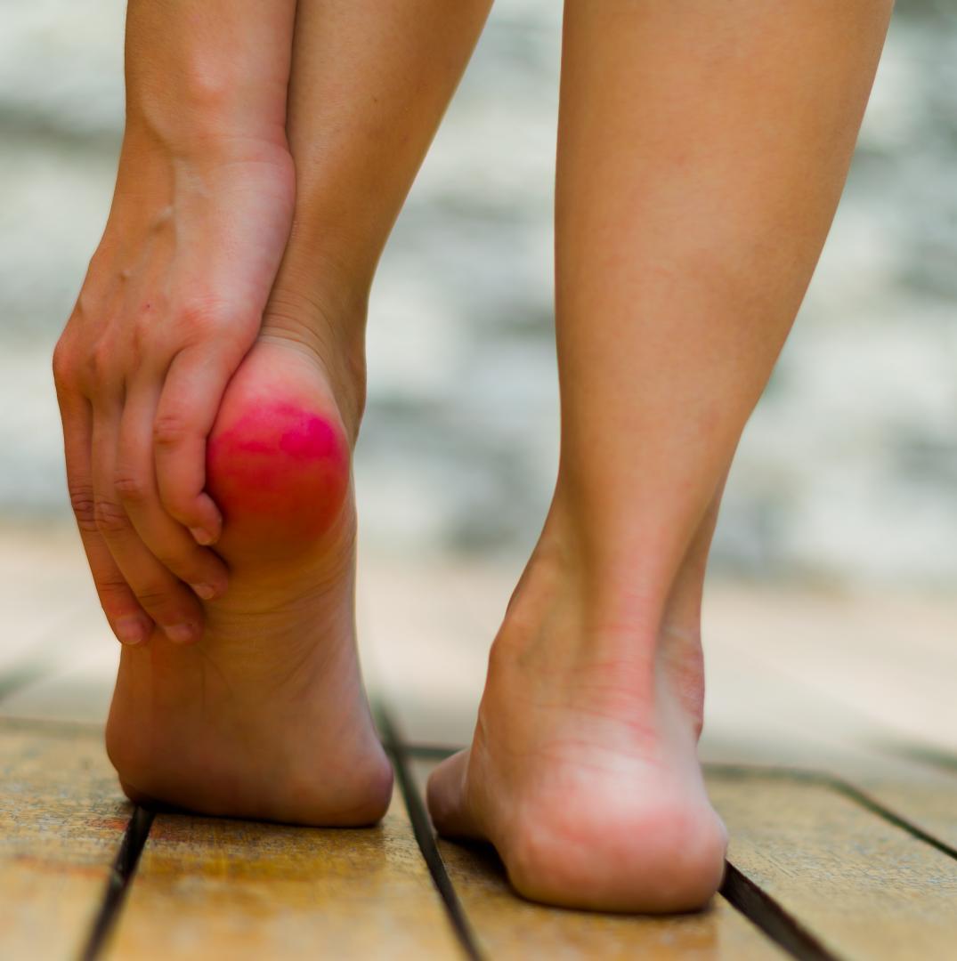 rehabilitacja stopy