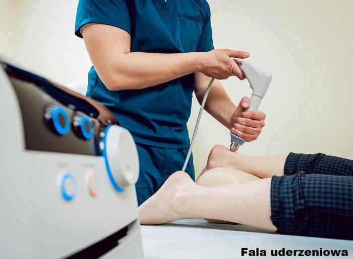 Zapalenie Achillesa – leczenie falą uderzeniową