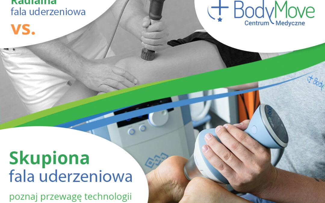 Fala uderzeniowa skupiona w Body Move Warszawa